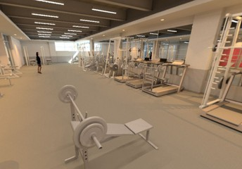 State of the art physical education facilities
