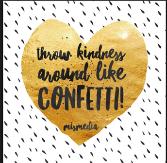December..... Community of Kindness  Calendars - Monday's @ 8:02am