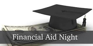 Save The Date - Financial Aid Night at Ruben A. Cirillo High School