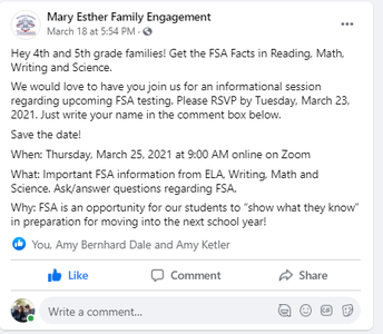 Mary Esther Elementary