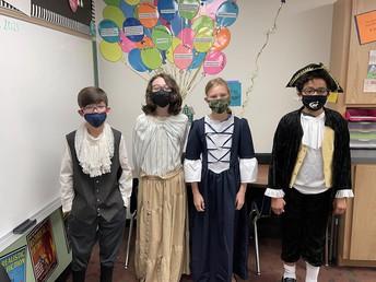 5th-Grade Living History