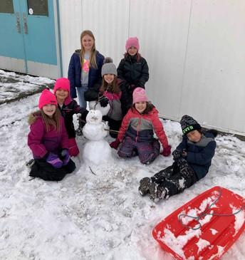 Building snowmen in 2L!