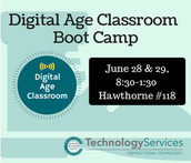 Digital Age Classroom Boot Camp