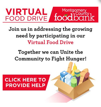 Montgomery County Foodbank Needs Our Help