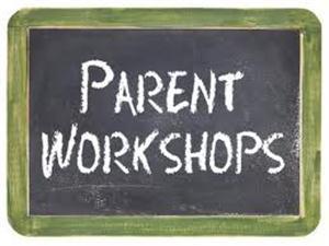 Parent Workshops Spring 2018