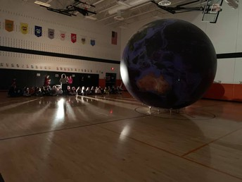 Such a visual way to learn about our solar system!