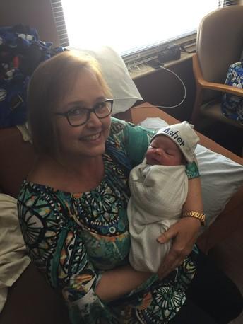 Congratulations to Mrs. Baker!!!