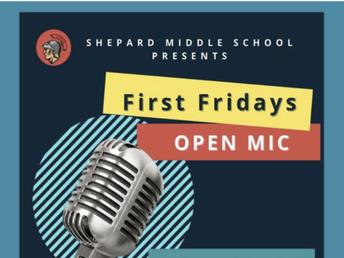 First Fridays....Take 2