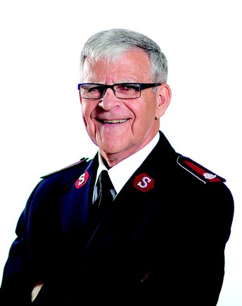 Who's Who - Lt. Colonel Neil Watt