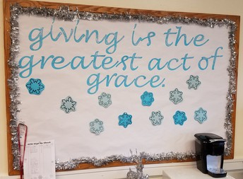 Blizzard of Giving