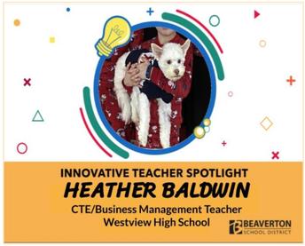 Innovative Teacher Spotlight