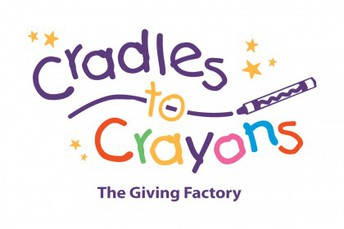 Thank you from Cradles to Crayons (from Clothing Drive)