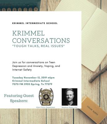 Krimmel Conversations