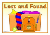 LOST AND FOUND ITEMS