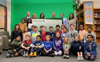 Education Foundation awards Skyview a grant!