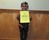 MEMBER OF THE MONTH - Larriaye Givan