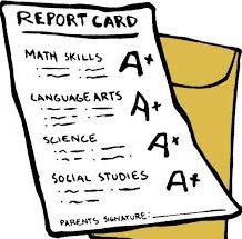 Interims, Report Cards, or Grades