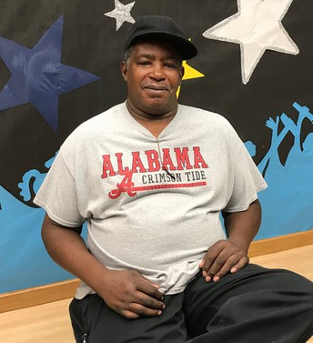 Mr. Eddie Osborne - CNP Worker of The Month, Rolling Hills Elementary