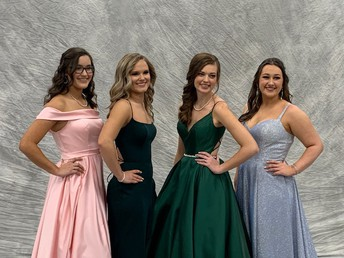 Miss LCHS  Nominees
