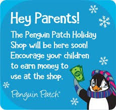 Penguin Patch Holiday Shop