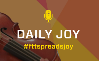 From The Top Daily Joy