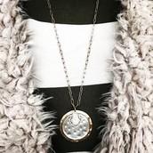 Amala Pendant Necklace