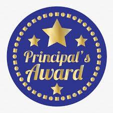 PRINCIPAL AWARDS - WEEK 3, TERM 3 2020