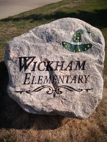 Thank You Wickham PTO!!