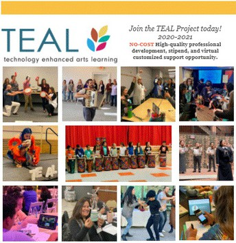 Join us on our TEAL-SEL journey