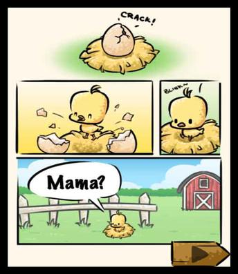 Baby Chick Maze