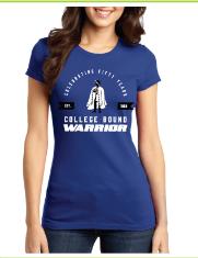 Please Help - College Bound Warrior Shirts