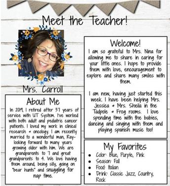 Mrs. Carroll