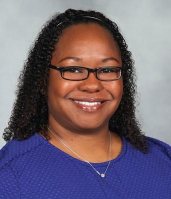 Dr. Candice Belton       Assistant Principal