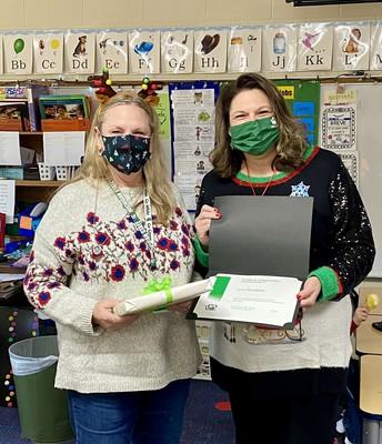 Ms. Donaldson & Dr. Hinds