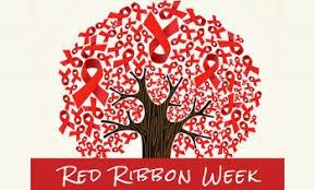 Red Ribbon Week!  10/22 - 10/26