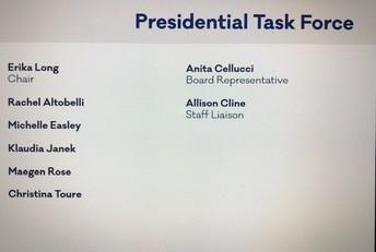 AASL Presidential Task Force