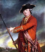 British officier who led the march to concord.