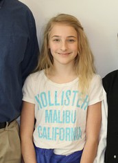 SMS 6TH GRADER MAGGIE McGOWAN ADVANCES TO ELKS ESSAY STATE COMPETITION