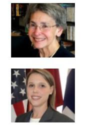 Margaret Werts and Cate Smith Named Recipients of a Cratis D. Williams School of Graduate Studies 2017-2019 Graduate Research Associate Mentoring Program Award