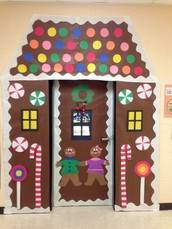 Door Decoration Contest Starts Monday