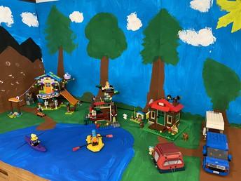Alana B. LEGO Forest
