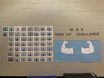 MSE Push-Up Challenge