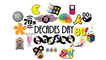 Tema de vestir: Dia de Decadas