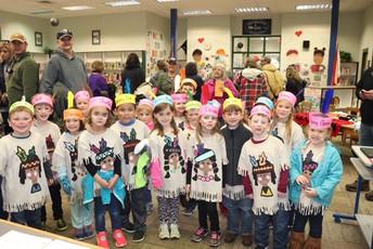 Danville Neel Elementary School-Pioneer Day 2018