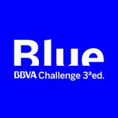 Blue BBVA Challenge
