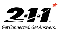THE 2-1-1 HELP LINE