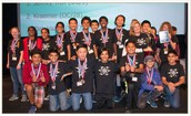 Science Olympiad Champions