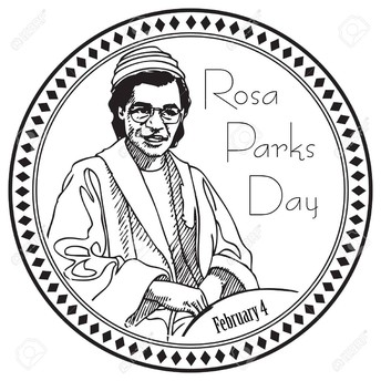 Rosa Parks Day - Thursday, February 4:  Save the Date!