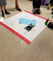 Learning with robots in Science