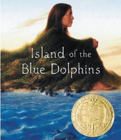 Choice 3: Island of the Blue Dolphins, by Scott O'Dell